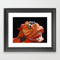 Chinese Lantern DPG150525-515 Framed Art Print
