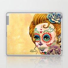 Dia de los Muertos Roses Laptop & iPad Skin