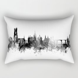 Fribourg Switzerland Skyline Rectangular Pillow