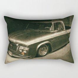 Vintage Car, Dodge Rectangular Pillow