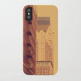 blaaaaa iPhone Case