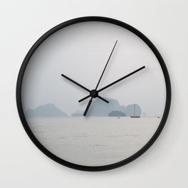 Krabi, Thailand Wall Clock