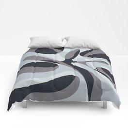 Inverted Wave Comforters