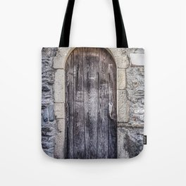Old French Door Tote Bag