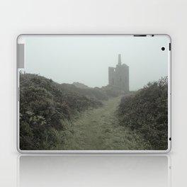 Higher Ball mine in the mist Laptop & iPad Skin