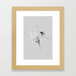 Ethereal dance ... Framed Art Print