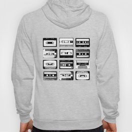 Retro Cassettes Hoody