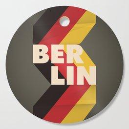 Berlin Cutting Board