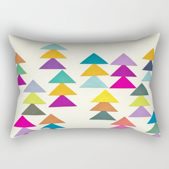 Lost in a Forest Rectangular Pillow