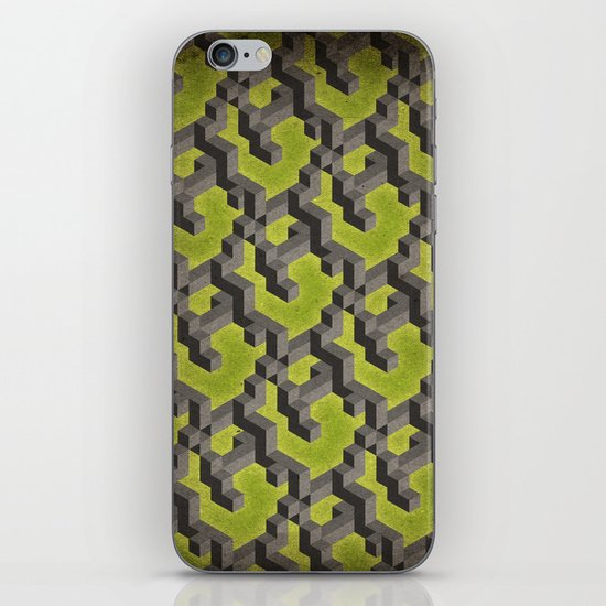 Long-chain Demi-gods of Imperfection iPhone & iPod Skin
