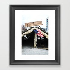 Long Beach, NY  Framed Art Print
