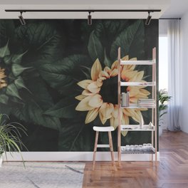 Sunflower Duo Wall Mural