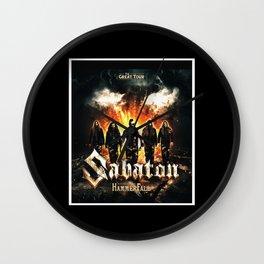 Sabaton Wall Clock