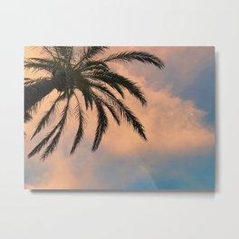 Tenerife Skies Metal Print