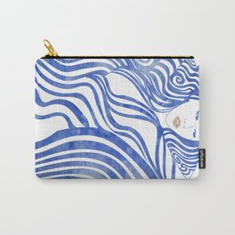 Water Nymph XXVII Carry-All Pouch