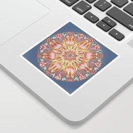 Tulip Mandala Sticker