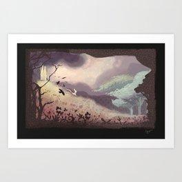 Robin Hood: Beginning of a New Life! Art Print