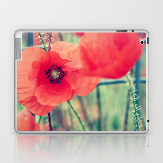 Popping Through! Laptop & iPad Skin