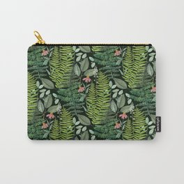 Pacific Northwest Plants Carry-All Pouch