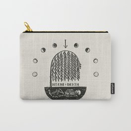 Till Death Carry-All Pouch