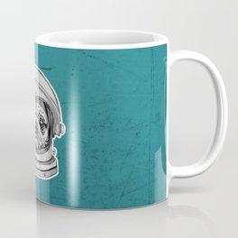 Astronaut Pug Coffee Mug