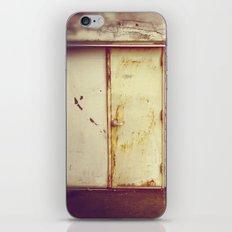 doors iPhone & iPod Skin