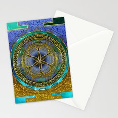 Yantra Mantra Mandala #1 Stationery Cards