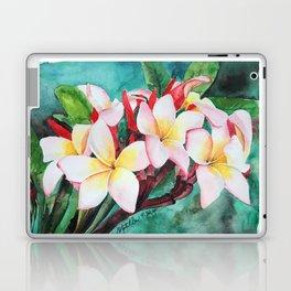 Plumeria Laptop & iPad Skin