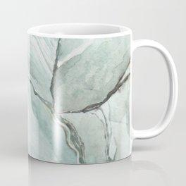 Aquamarine Stone Coffee Mug