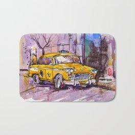20161026 USA New York Taxi REF Bath Mat