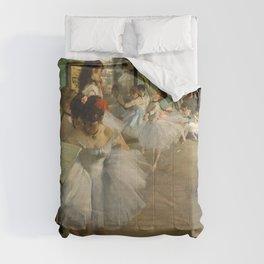 The Dance Class, Edgar Degas  Comforters