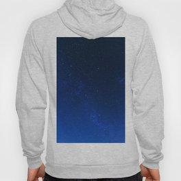 Blue Night Sky (Color) Hoody