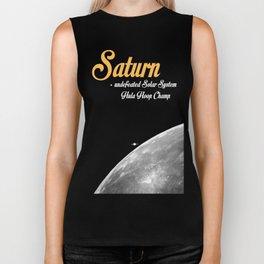 Saturn Biker Tank