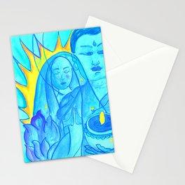 La Lupe Buddha Stationery Cards