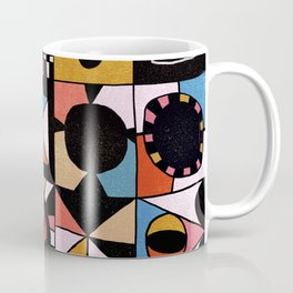 Geometric shapes #1 Coffee Mug
