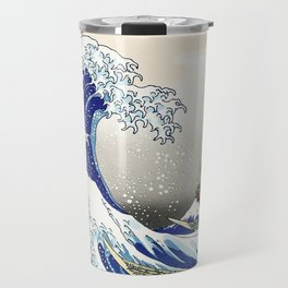 Legend of Zelda Great Wave Windwaker - the great wave off kanagawa Travel Mug