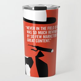 Velocity's Winston Churchill Travel Mug