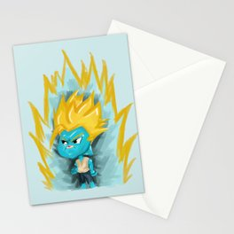SSJ Gumball Stationery Cards