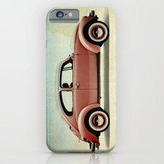 red vintage car Slim Case iPhone 6