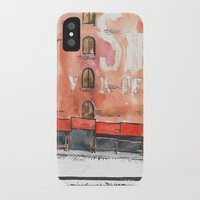 dumbo iPhone & iPod Cases featuring DUMBO by Marion L