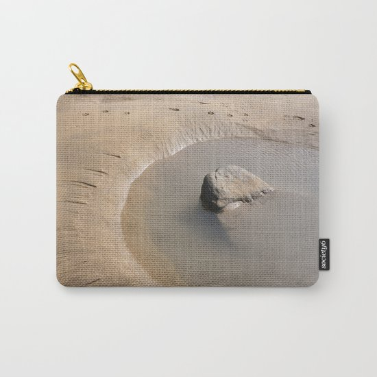 TIDAL POOL CORNWALL BEACH Carry-All Pouch