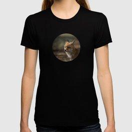 Fox goodbye T-shirt