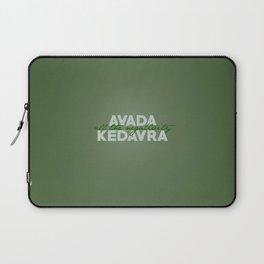 Avada The Negativity Laptop Sleeve