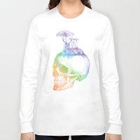 mushroom Long Sleeve T-shirts featuring Mushroom by dogooder