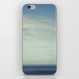 Calm Sea iPhone Skin