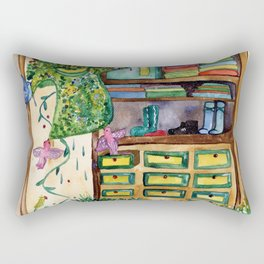 Magic Closet Rectangular Pillow