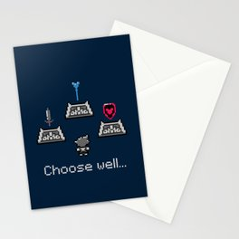 Choose well... Stationery Cards