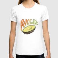 avocado T-shirts featuring Avocado by Ken Coleman