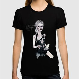 Abbey Lee Kershaw T-shirt