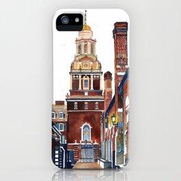 Yale University iPhone Case